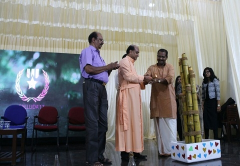 Department of English, GIAL organized an Inter Collegiate Fest -